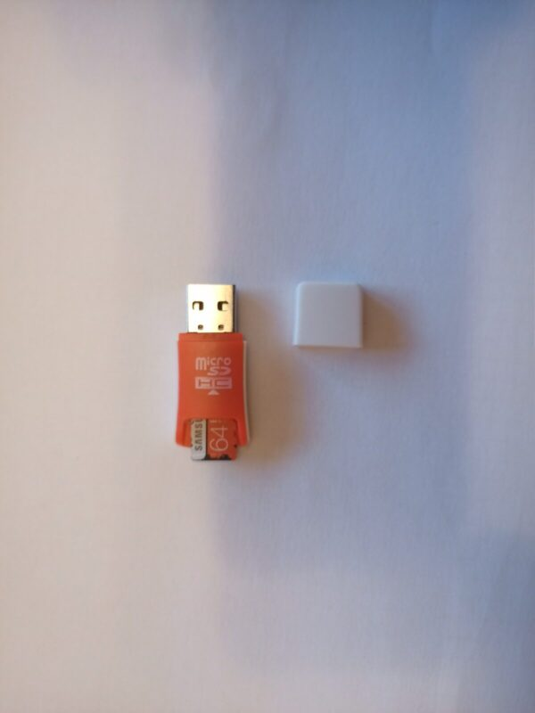 SD kaart usb adapter