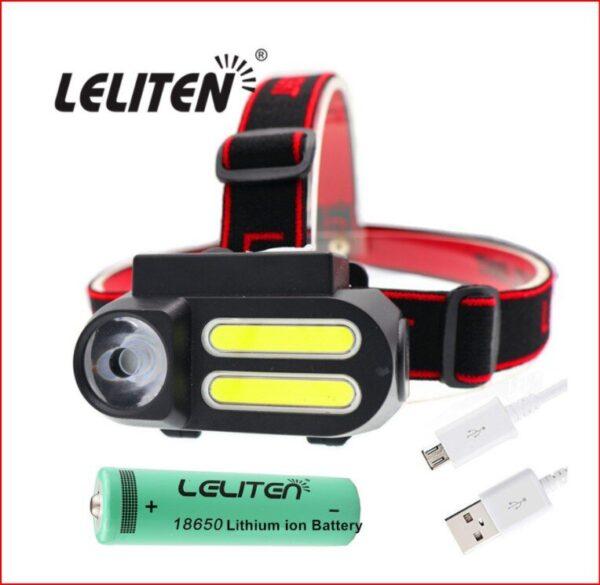 LED pealamp akuga